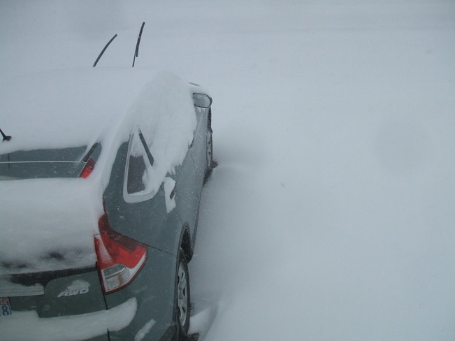 The Storm Have Started Bridgewater, Nova Scotia Canada