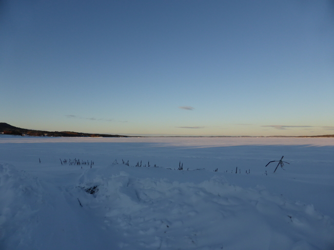Morning Sky Birchy Bay, Newfoundland and Labrador Canada
