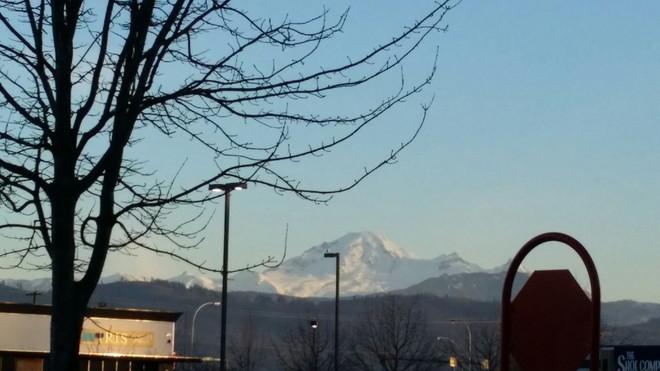 Majestic Mount Baker Abbotsford, British Columbia Canada