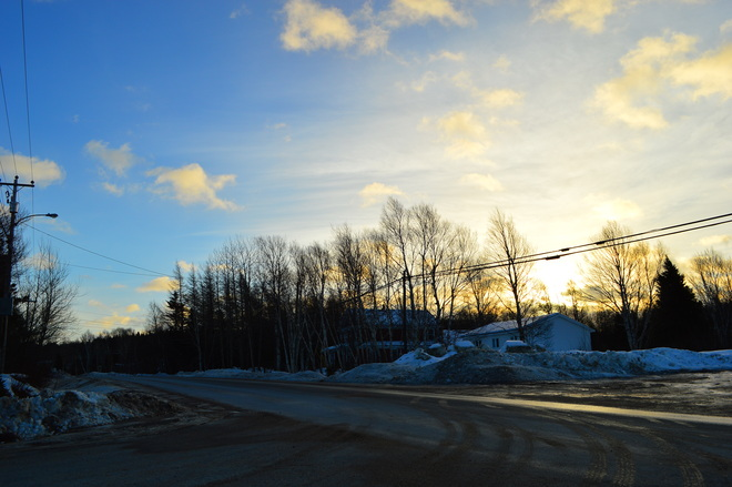 Jan 27 Glovertown, Newfoundland and Labrador Canada