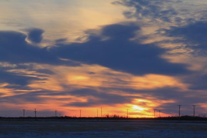 Wednesday Morning Dalmeny, Saskatchewan Canada