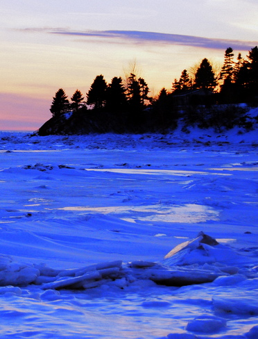 Blue Streak Charlottetown, Prince Edward Island Canada