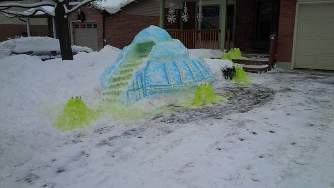 Aliens Have Landed in Kitchener Kitchener, Ontario Canada