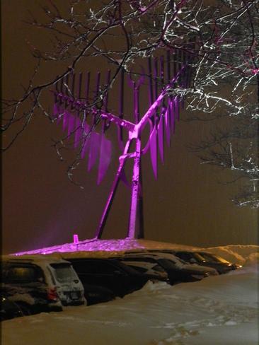 The Spirit Catcher Glow Barrie, Ontario Canada
