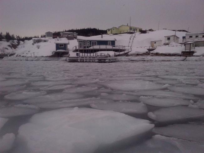 Silver Fox Island Centreville-Wareham-Trinity, Newfoundland and Labrador Canada