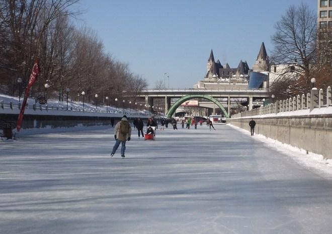 "Rideau Canal a ""10""! Ottawa, Ontario Canada"