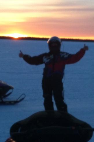 Evening Ride!! Candle Lake, Saskatchewan Canada