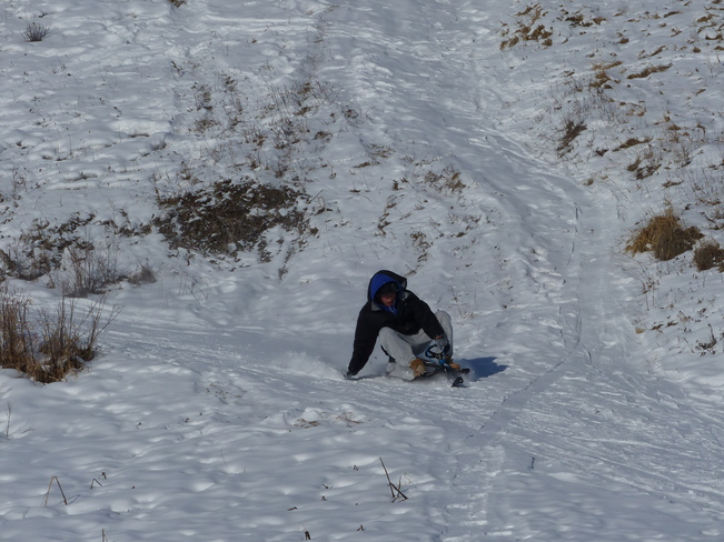 Speedy Snowracer Calgary, Alberta Canada