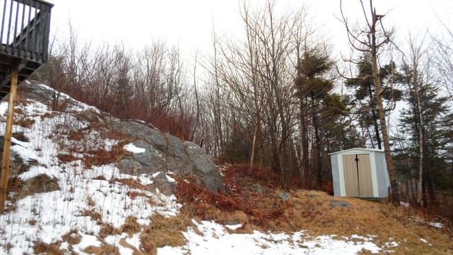 snow now rain Saint John, New Brunswick Canada