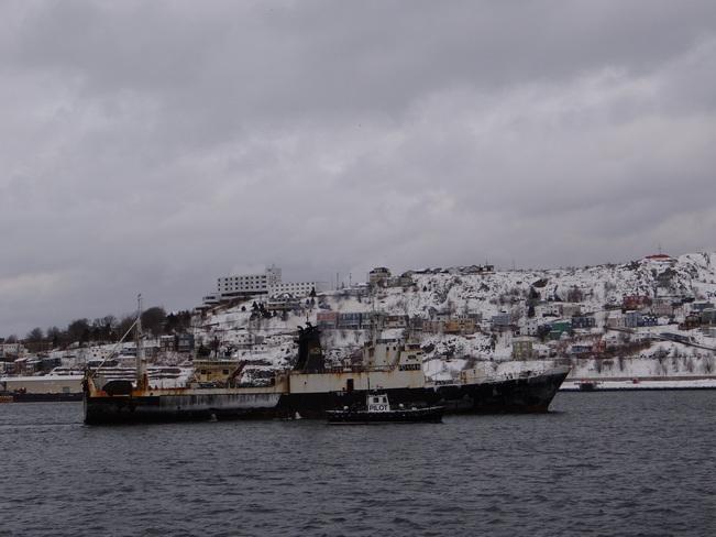 see St. John's, Newfoundland and Labrador Canada