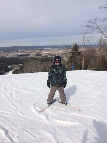 Top of Martock Windsor, Nova Scotia Canada