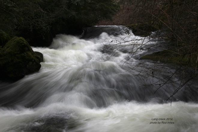 Lang creek