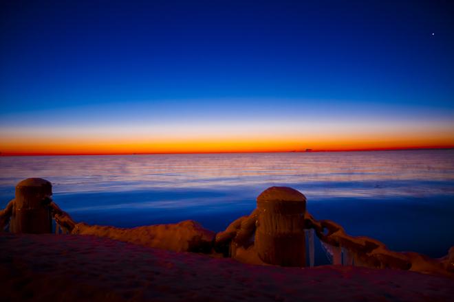 Sunrise Burlington, Ontario Canada