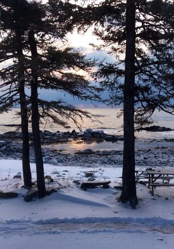 Our view ,Broad Cove Bridgewater, Nova Scotia Canada