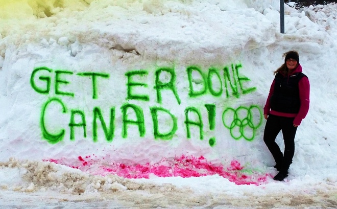 go canada go Meaford, Ontario Canada