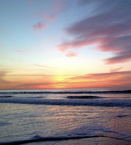 another beautiful sunrise North Myrtle Beach, South Carolina United States