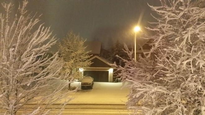 So Peaceful Abbotsford, British Columbia Canada