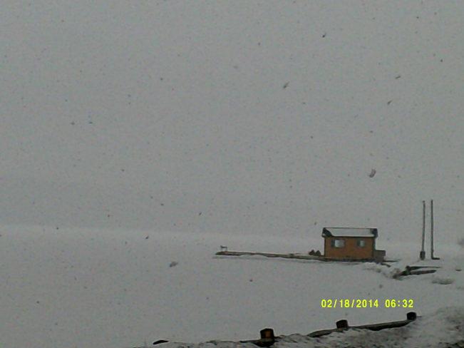 Wintery Day Clarenville-Shoal Harbour, Newfoundland and Labrador Canada