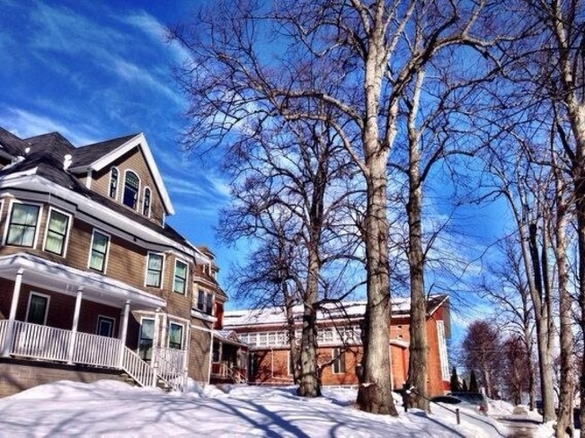 winter ❄️❄️❄️ Charlottetown, Prince Edward Island Canada