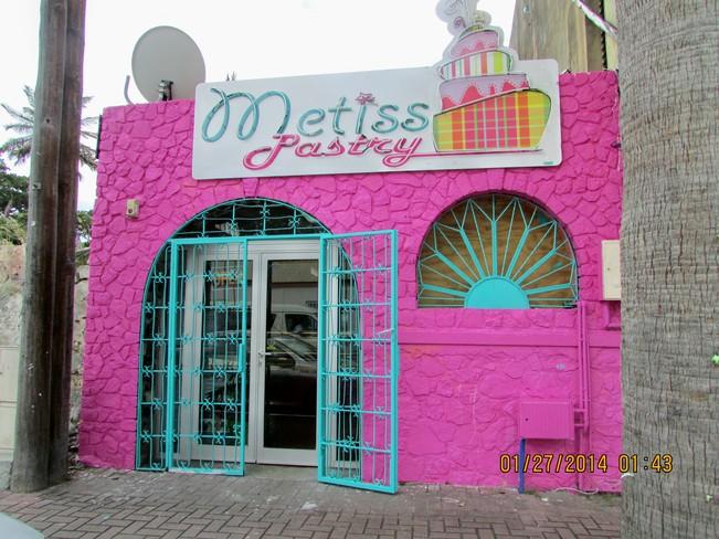 Pastry Shop in Marigot, St-Martin Candiac, Quebec Canada