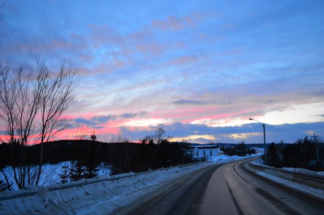 March 3 Glovertown, Newfoundland and Labrador Canada