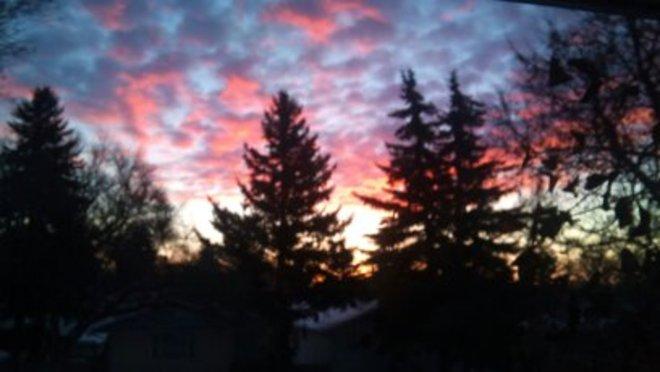 living sky Swift Current, Saskatchewan Canada
