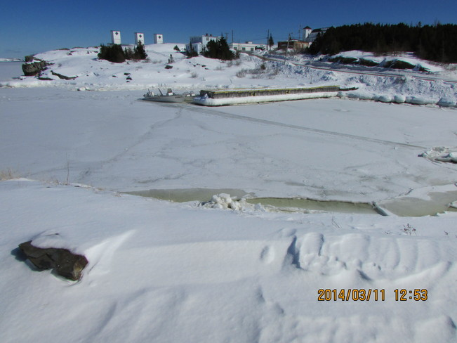 HIGH BETWEEN LOWS 02 Port Union, Newfoundland and Labrador Canada