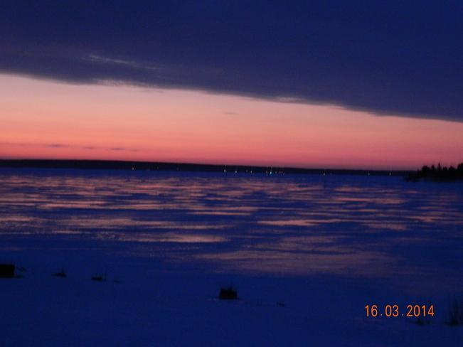 sunrise Boyd's Cove, Newfoundland and Labrador Canada