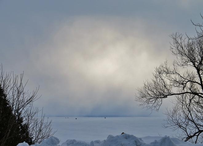 Here comes more 'Spring' to enjoy?!? North Bay, Ontario Canada