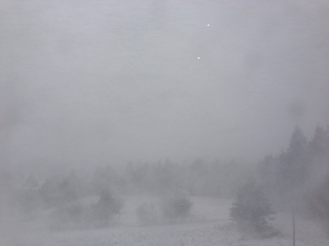 2014 spring blizzard West Chezzetcook, Nova Scotia Canada