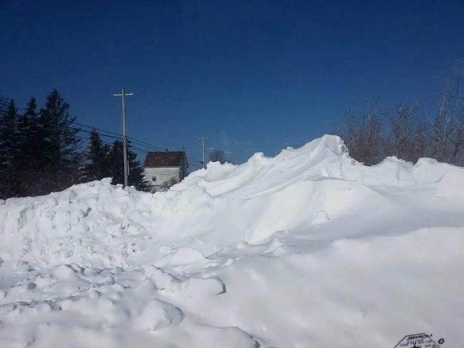 wherea the road? Yarmouth, Nova Scotia Canada