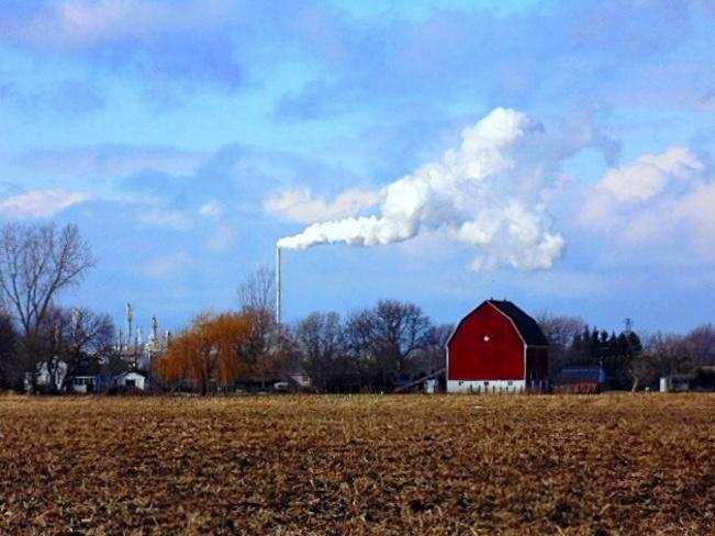 Cloud Maker North Ridge, Ontario Canada
