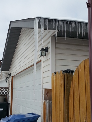 icicle Calgary, Alberta Canada