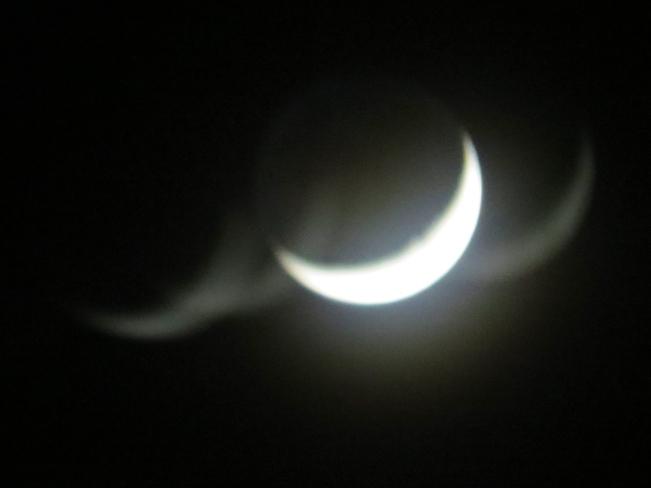 Moon Winnipeg, Manitoba Canada