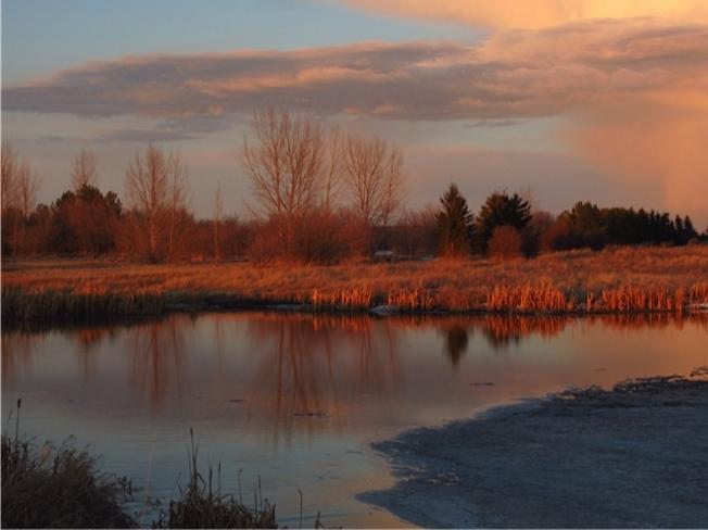 reflections Kerrobert, Saskatchewan Canada