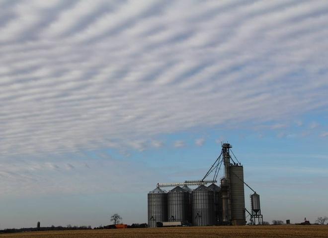Clouds 4 Woodstock, Ontario Canada
