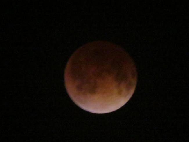 Blood Moon 3 Moncton, New Brunswick Canada