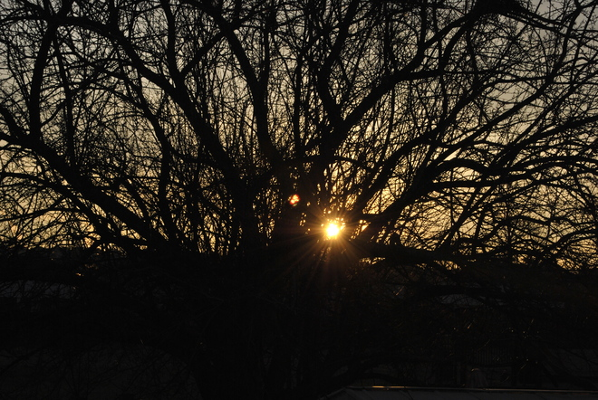 Easter Sunrise Oshawa, Ontario Canada
