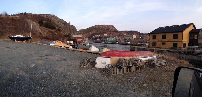 Quiet in Quidi Vidi St. John's, Newfoundland and Labrador Canada