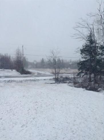 Snow Cap-Pele, New Brunswick Canada