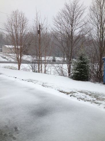 nice spring day:( Hillsborough, New Brunswick Canada