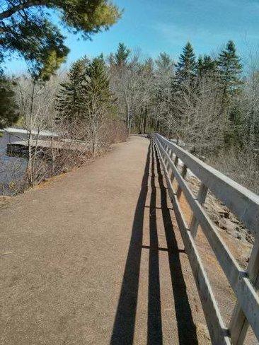 walking trails Moncton, New Brunswick Canada