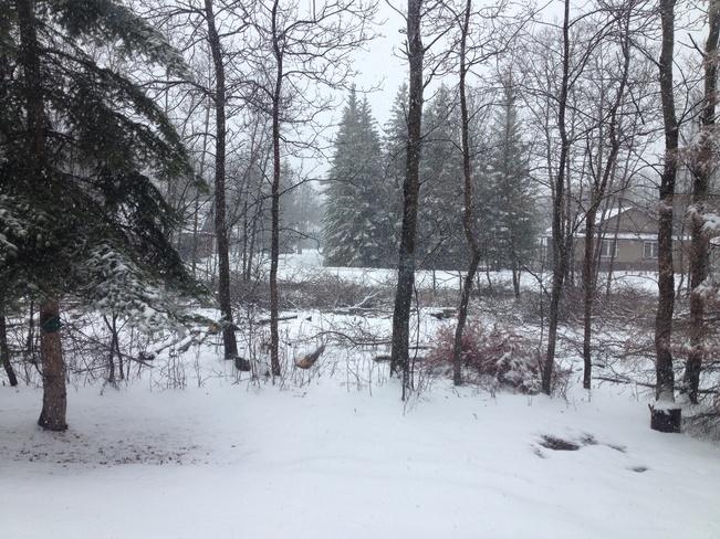 april 28 Kenosee Lake, Saskatchewan Canada