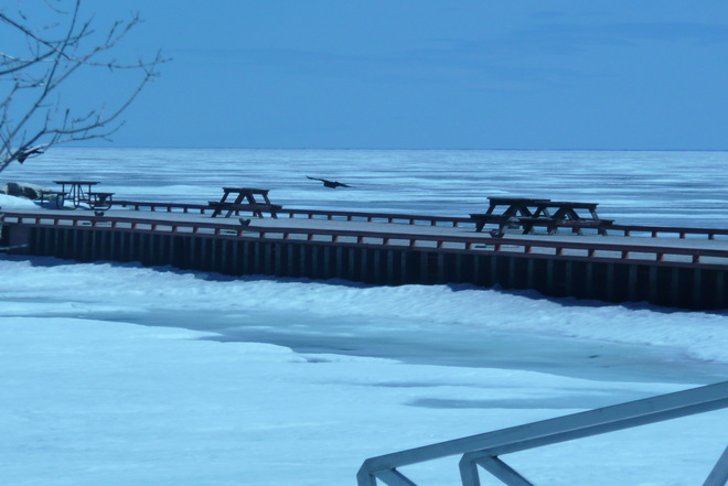 """ICE"" FISHING Hecla, Manitoba Canada"