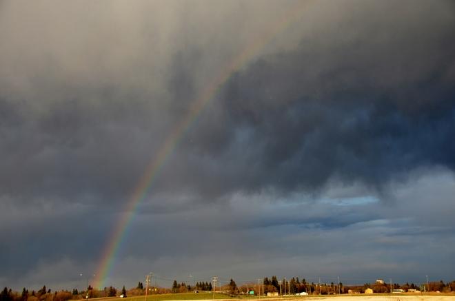 Arc ,beauty Saskatoon, Saskatchewan Canada