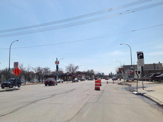 Nice.21c and sunny at last! Winnipeg, Manitoba Canada