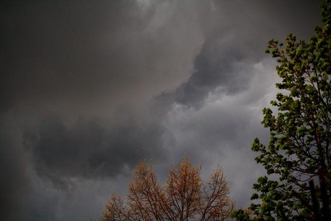 Stormy Skies Tue. Scarborough, Ontario Canada
