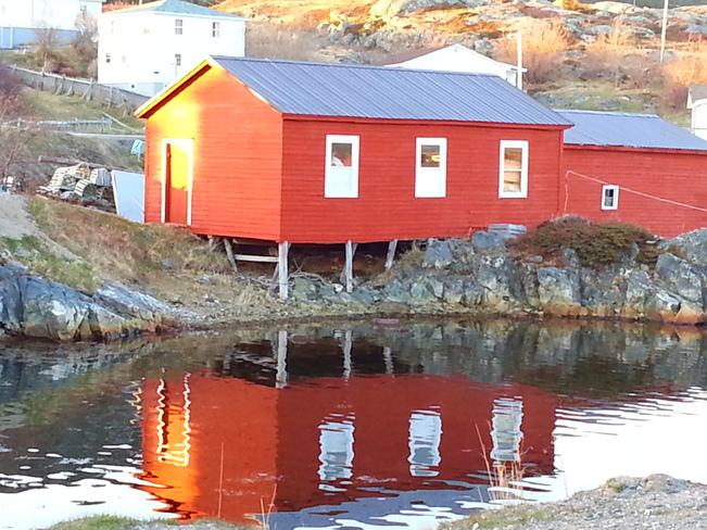 May 14 Salvage, Newfoundland and Labrador Canada