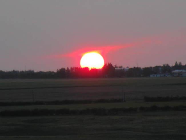Atomic Sunset Saskatchewan 15, Milden, SK S0L 2L0, Canada