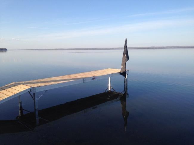 Ya Baby Pigeon Lake 138A, Alberta Canada